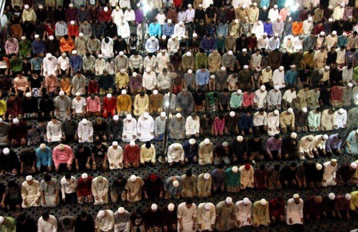 Ini loh tafsir doa setelah tarawih...