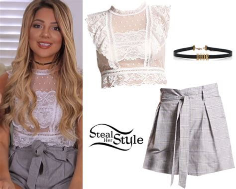 Gabi DeMartino Clothes & Outfits   Steal Her Style