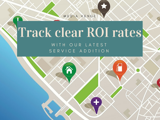 05 Jul Track clear ROI rates with our latest service addition