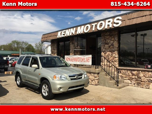 Used 2005 Mazda Tribute s 4WD 4-spd AT for Sale in Ottawa IL 61350 Kenn Motors