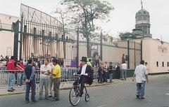 Plaza de toros de Acho. Lima. Perú.