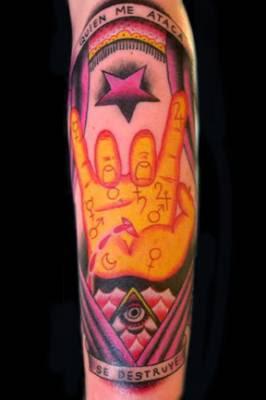 cool tattoo