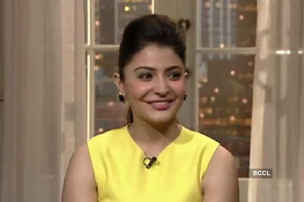 Anushka Sharma has an Alia moment on Koffee With Karan