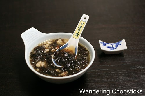 Canh Tao Rong Bien (Vietnamese Seaweed Soup) 7