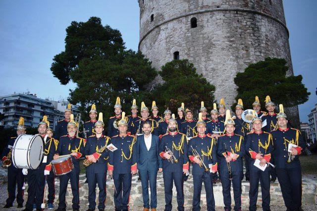 Ήγουμενίτσα: Η Φιλαρμονική του Δήμου Ηγουμενίτσας στο 12ο Διεθνές Φεστιβάλ Φιλαρμονικών στην Θεσσαλονίκη