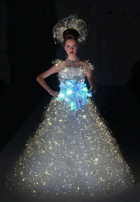 Most expensive out of this world wedding dress.   Wedding