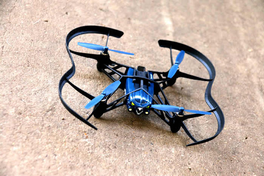 Drones for Kids - Meet the Parrot Nighthawk Airborne