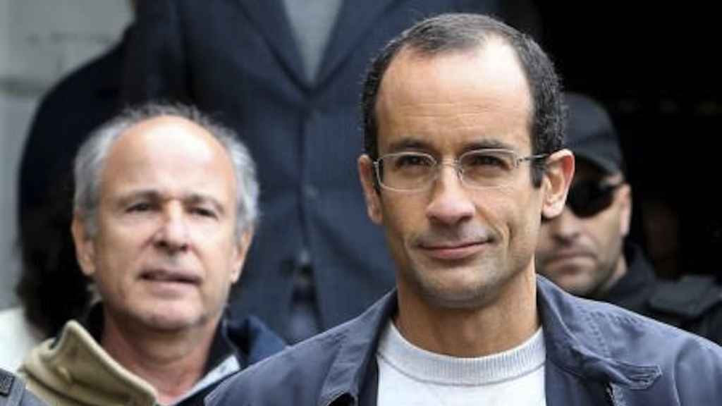 Marcelo Odebrecht sob custódia da Polícia Federal