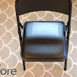 How To: Easy DIY Folding Chair Makeover » Curbly | DIY Design Community