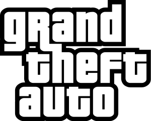 Logo used for Rockstar Games's Grand Theft Aut...