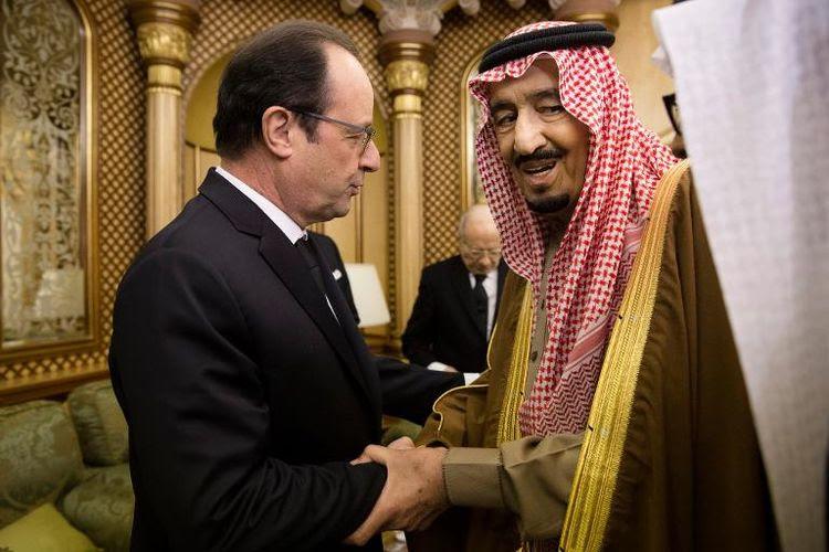 La France c'est aussi le deuxième exportateur mondial d'armement en 2015! (avec l'Arabie Saoudite en premier acheteur, pour 10,3 milliards d'euros de contrats en 2015)
