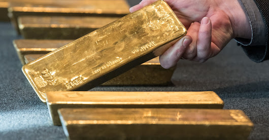 Germany has got its gold back — They must know something we don't