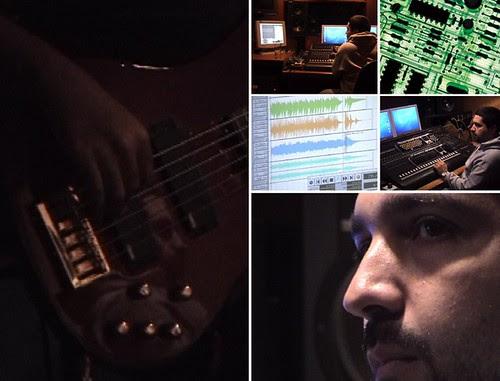 Bass Rec Session 1
