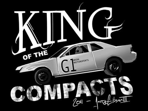 The 2012 DRC King of Compacts from Moler Raceway Park