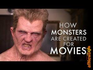 Come si creano i mostri (per i film)