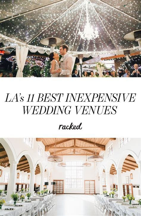 15 of the Most Inexpensive LA Wedding Venues   Breaking