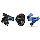 Garmin Forerunner 735XT - Multisport Watch with Tri-Bundle - Black/Gray
