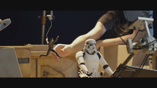 Video: 'Star Wars' Fans 'Go Rogue' to Create Epic Stop-Motion Fan Film