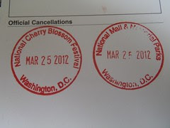 National Park Stamps