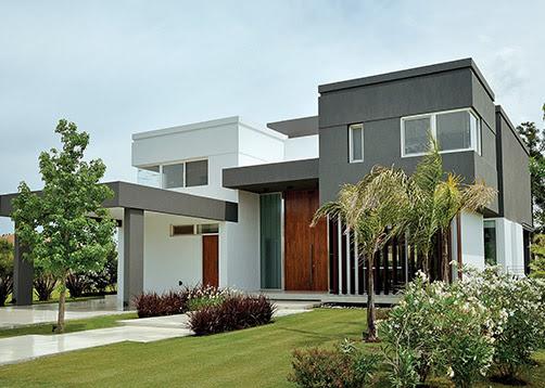 Te presentamos la obra de la semana en nuestra web portal for Portal de arquitectos casa de campo