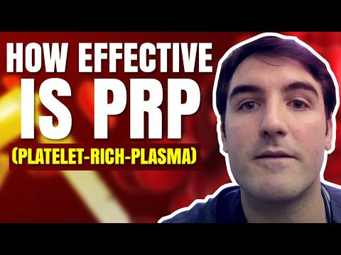 How efficient is PRP (platelet-rich-plasma) and Stem Cell Remedy for osteoarthritis