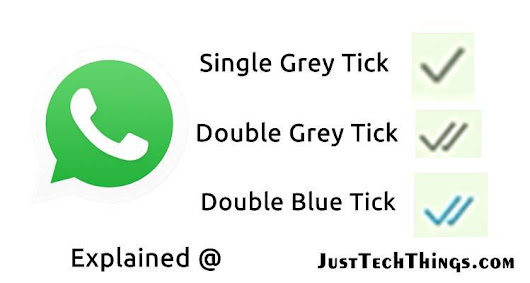 Explaining the tick marks on Whatsapp messenger – Blue is the new deadly