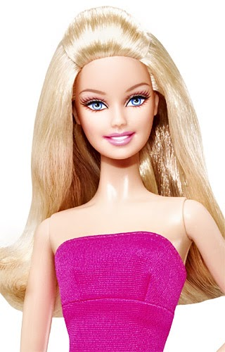 HD Barbie Doll Without Makeup Girl