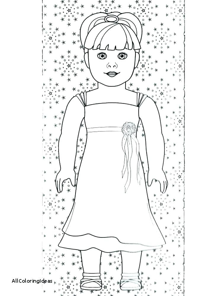 - American Girl Coloring Pages Coloringnori - Coloring Pages For Kids