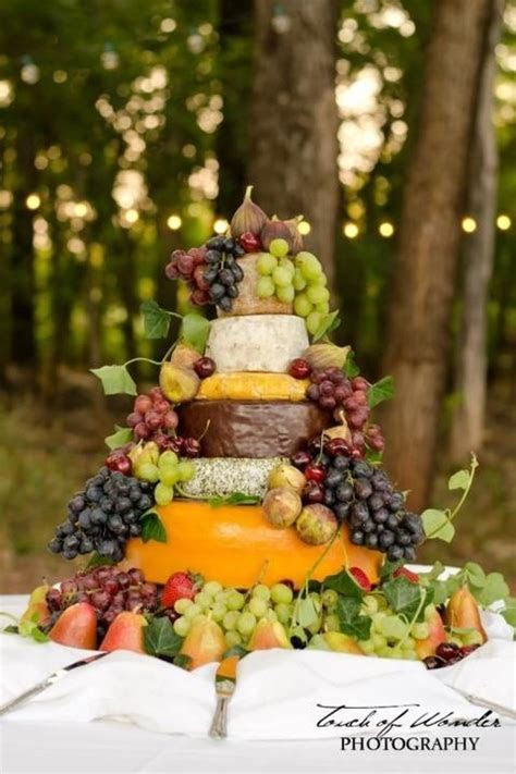 105 best images about Wedding Cheese Cake Inspiration on