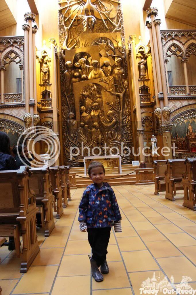 Notre-DameBasilica inside