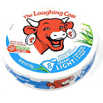 The Laughing Cow Cream Cheese Light (170g)