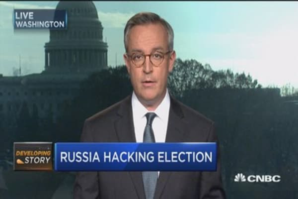 Did Russia hack the US election?