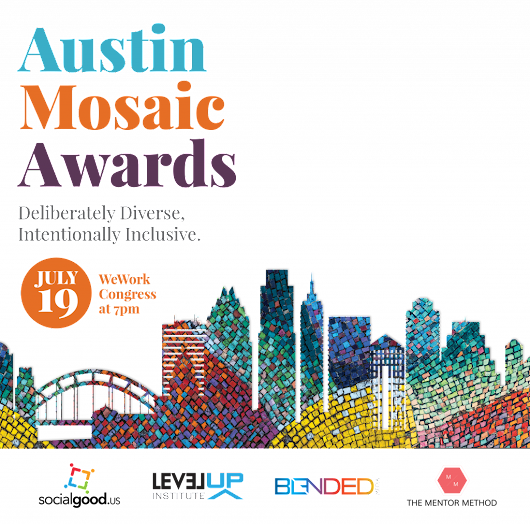 BLF Foundation announced as a Finalist for the Inaugural Austin Mosaic Awards