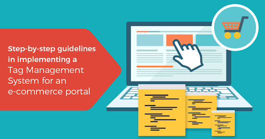 Guidelines for implementing tag management system e-commerce portal