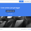 Google+ Cover image change and profile page update | The Barefoot Businessman