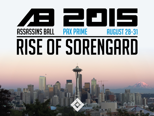 Assassins Ball: Rise of Sorengard by Phillip Brady — Kickstarter