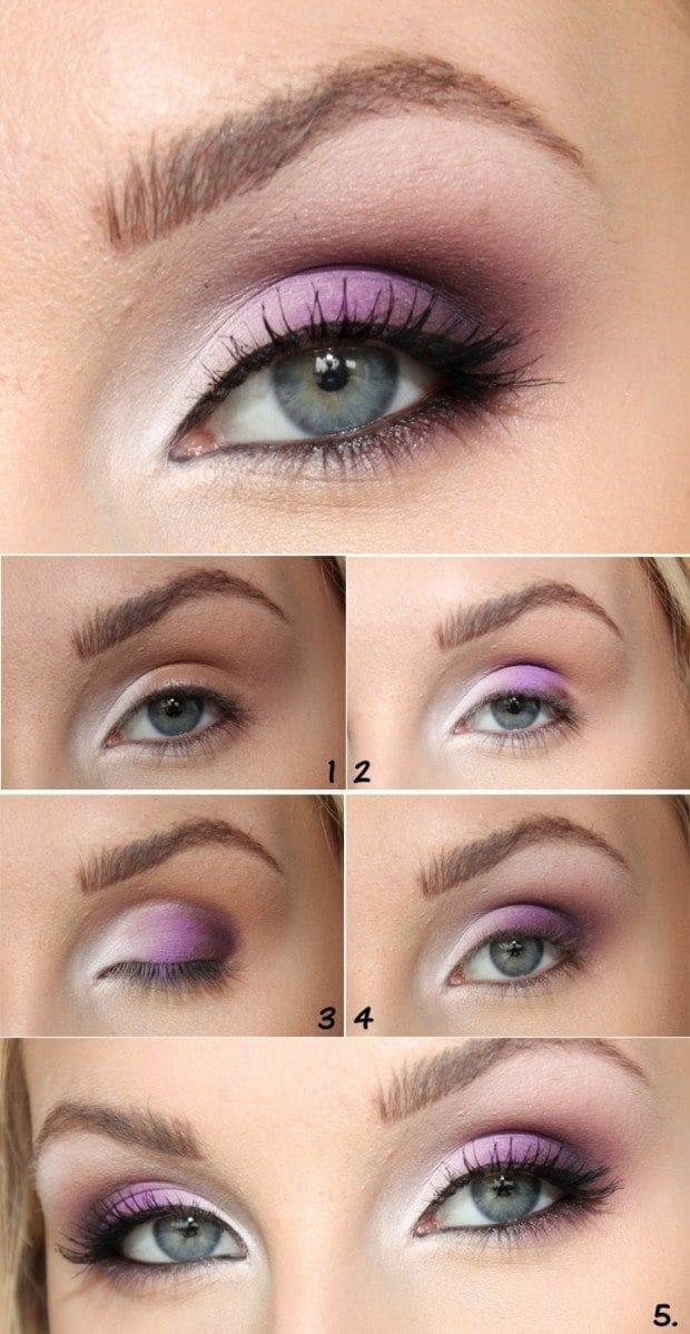 Eyes makeup eyes