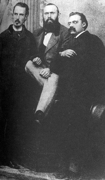 Archivo: Rohde Gersdorff Nietzsche.JPG