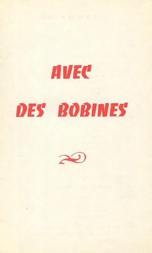 bobines 1