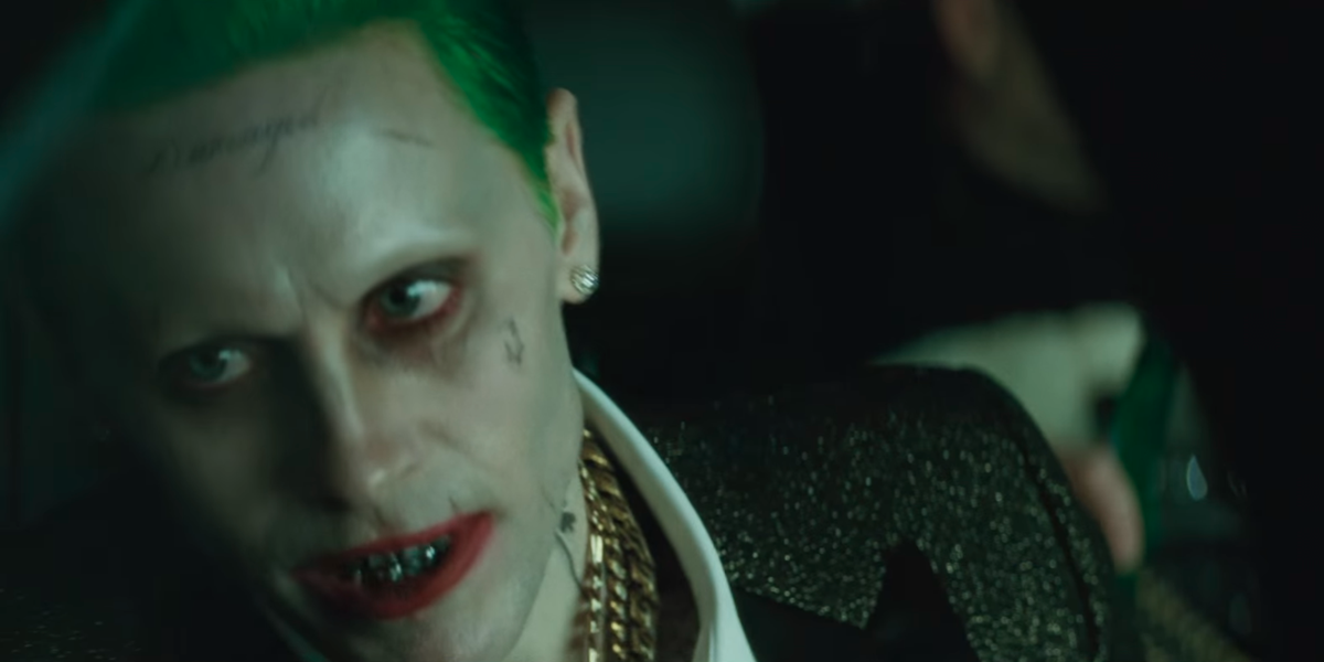 "Once again, Leto committed to method acting. ""We worked together for six months and we've never exchanged a word [off-camera] outside of 'Action!' and 'Cut!'"" Will Smith told Vanity Fair. ""He was all in on the Joker."""