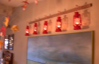 Thanksgiving 2005 lanterns
