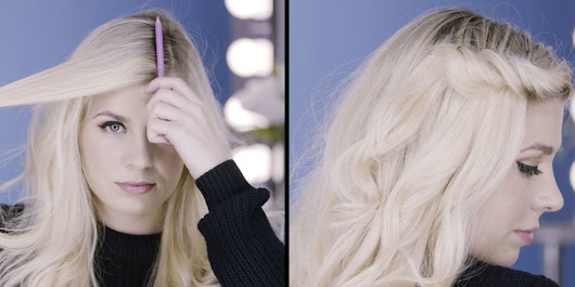 7 Ways You Never Knew You Could Use a Pencil to Style Your Hair