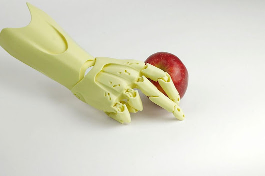 3D Systems Teams with e-NABLE to Create All New 3D Printed K-1 Prosthetic Hand & Bring the Technology to All