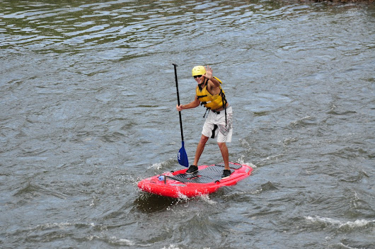 10 Tips for Learning how to SUP | Colorado River Rentals