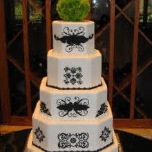 Cake Expressions by Lisa   Wedding Cake   Huntersville, NC