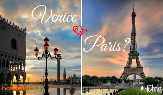 Win the ultimate getaway to Venice or Paris! #HCtrip