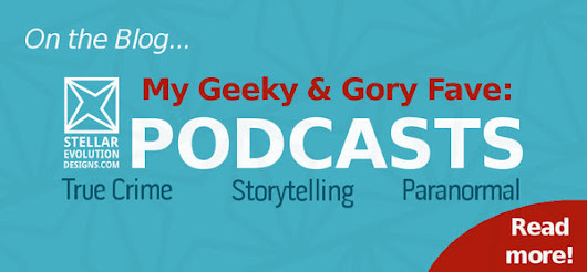 My Geeky Faves: Podcasts - A maker's boredom buster!