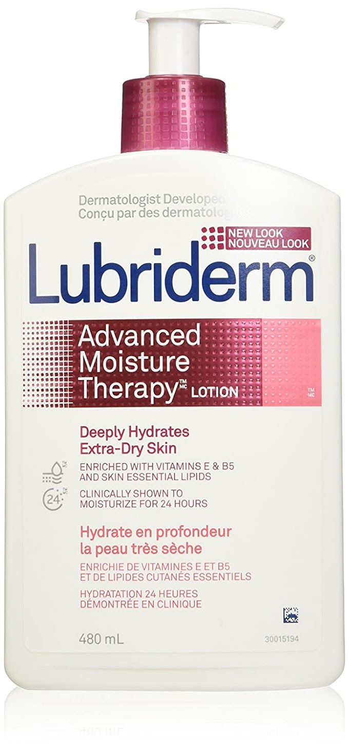 Lubriderm Advanced Therapy Lotion Ingredients