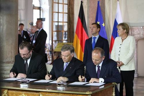 Image result for German Russian Strategic Partnership