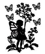 A fairy in my garden sold 3\'s  100 x 120